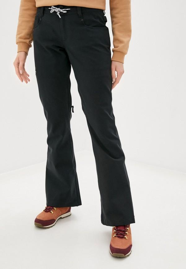 женские брюки dc shoes, черные
