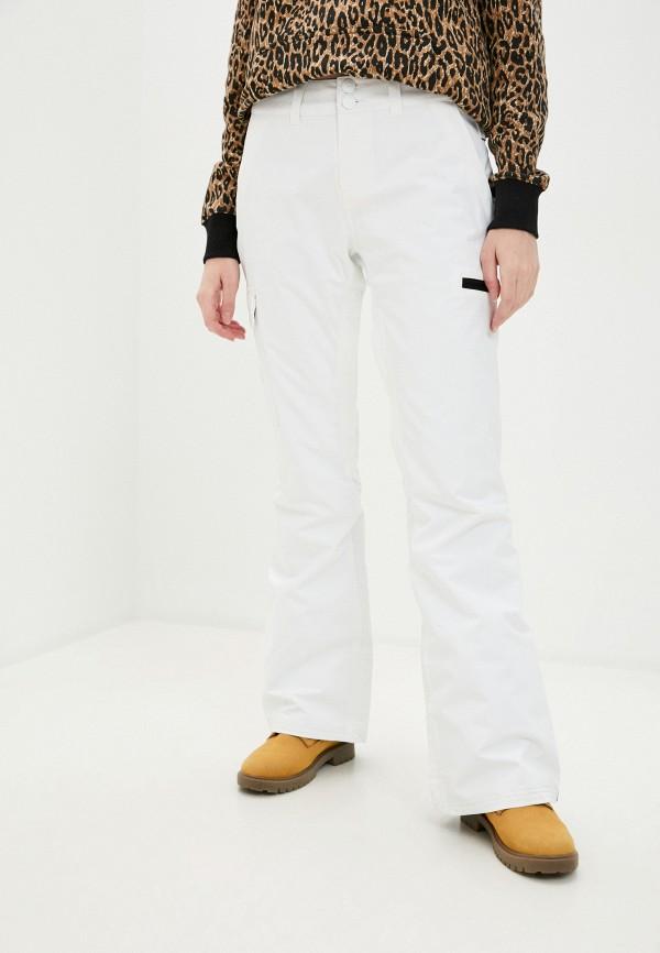 женские брюки dc shoes, белые