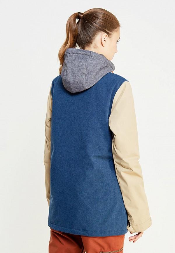 Фото 3 - Куртку горнолыжная DC Shoes синего цвета