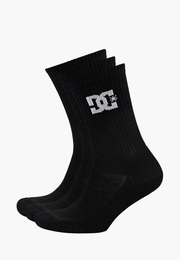 мужские носки dc shoes, черные