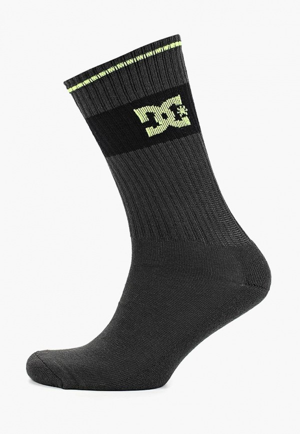 цена Носки DC Shoes DC Shoes DC329FMFPWF2 онлайн в 2017 году