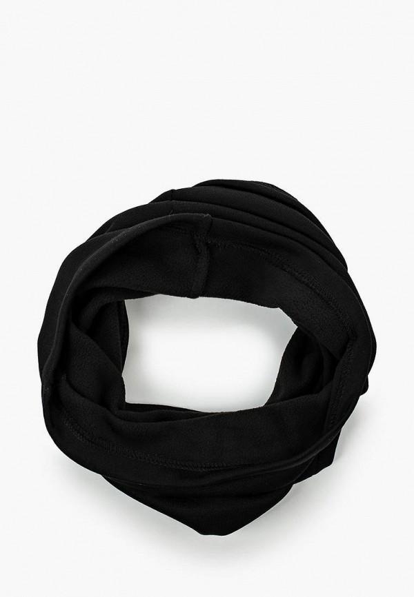 мужской шарф dc shoes, черный