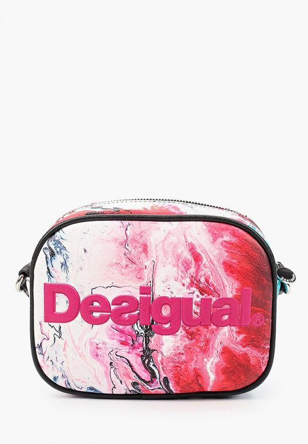 Сумка Desigual Desigual DE002BWGPJP3 цена