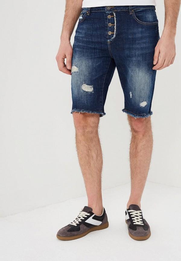 Шорты джинсовые Desigual Desigual DE002EMABXA8