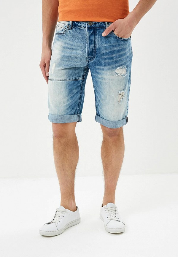 Шорты джинсовые Desigual Desigual DE002EMABXA9