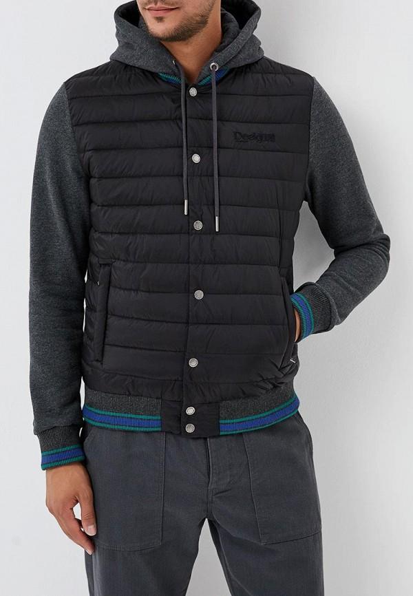 Куртка Desigual Desigual DE002EMCCBK9 куртка кожаная desigual desigual de002emccbk8