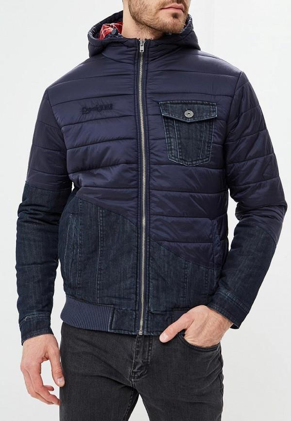 Куртка утепленная Desigual Desigual DE002EMCCBL2 цена 2017