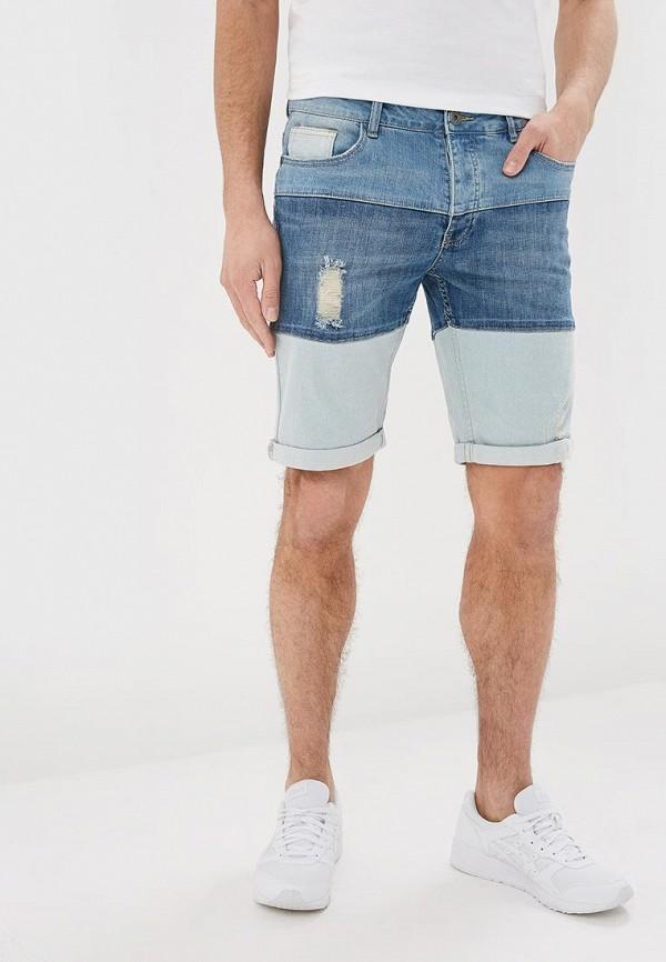 купить Шорты джинсовые Desigual Desigual DE002EMDMXM9 по цене 4940 рублей