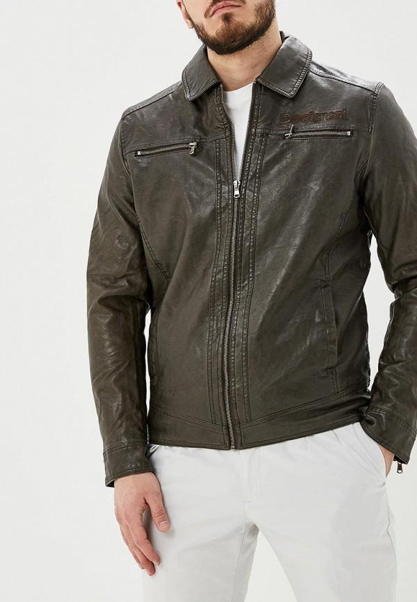 цена Куртка кожаная Desigual Desigual DE002EMDMXN2 в интернет-магазинах