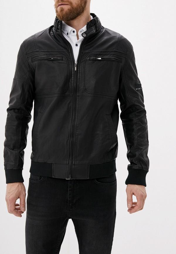 мужская куртка desigual, черная