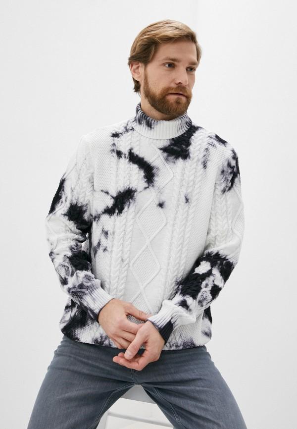 мужской свитер desigual, белый