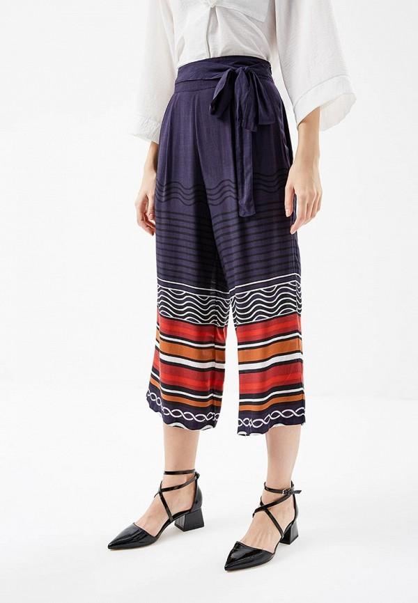 женские брюки desigual, синие