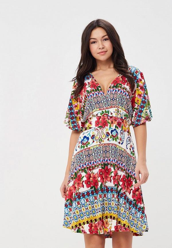 Платье Desigual Desigual DE002EWABXS5 платье desigual desigual de002ewabxu8