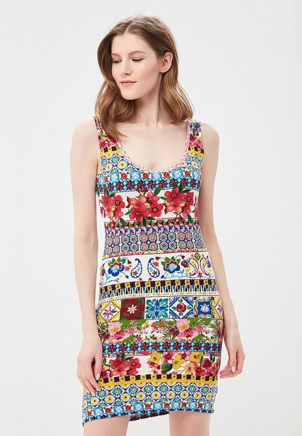 Платье Desigual Desigual DE002EWABXS6 desigual 72t2eg6 2000