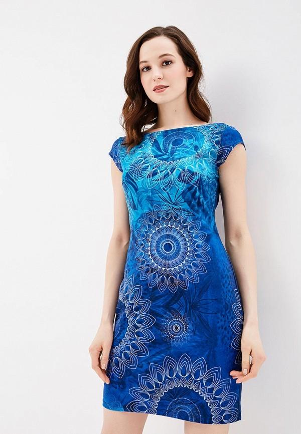 Платье Desigual Desigual DE002EWABXT0 платье desigual 17wwcw56 5000