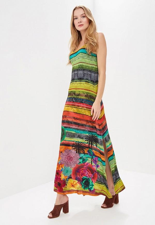 Платье Desigual Desigual DE002EWABXT1 платье desigual desigual de002ewabxu8