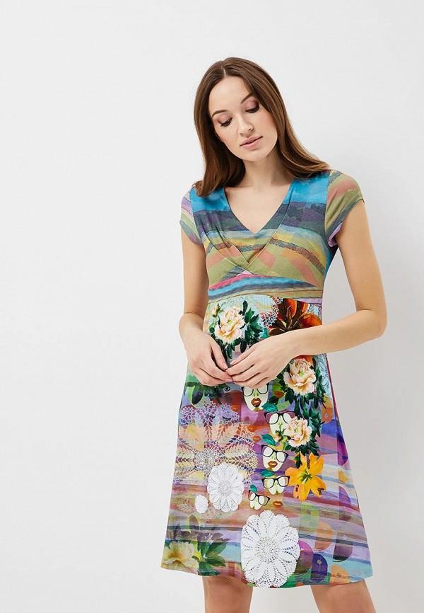 Платье Desigual Desigual DE002EWABXU0