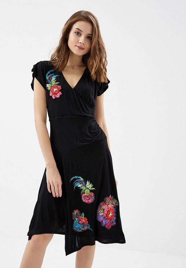 Платье Desigual Desigual DE002EWABXU1 платье desigual desigual de002ewabxu8