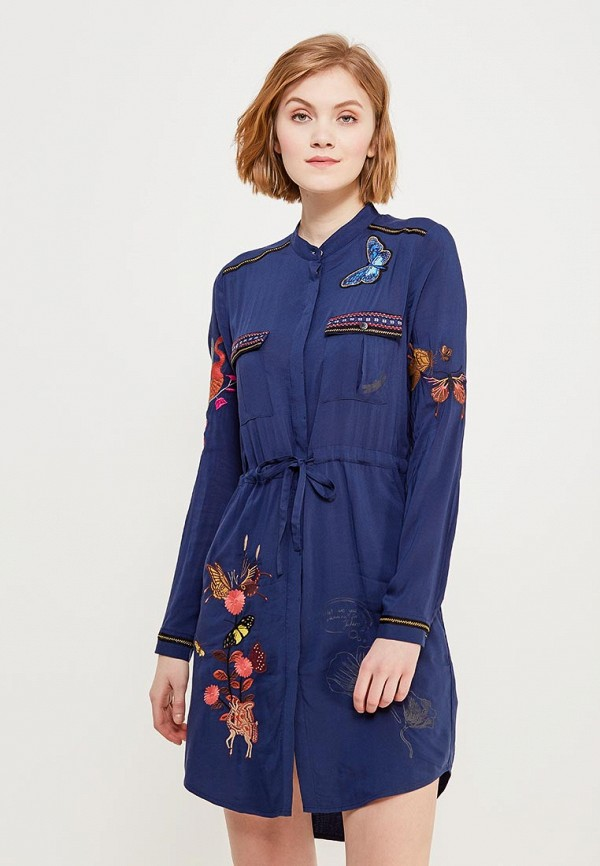 Платье Desigual 18SWVW75
