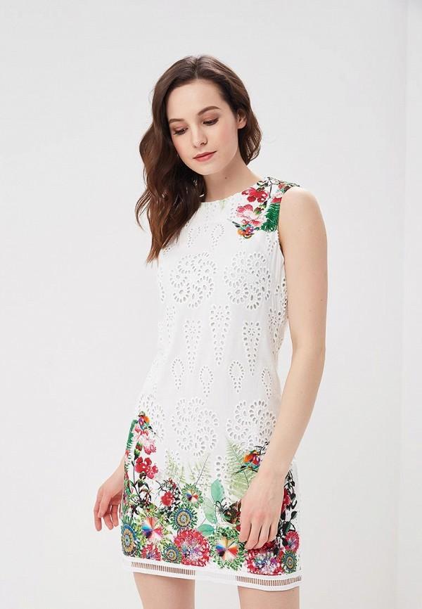 цена Платье Desigual Desigual DE002EWABXU5