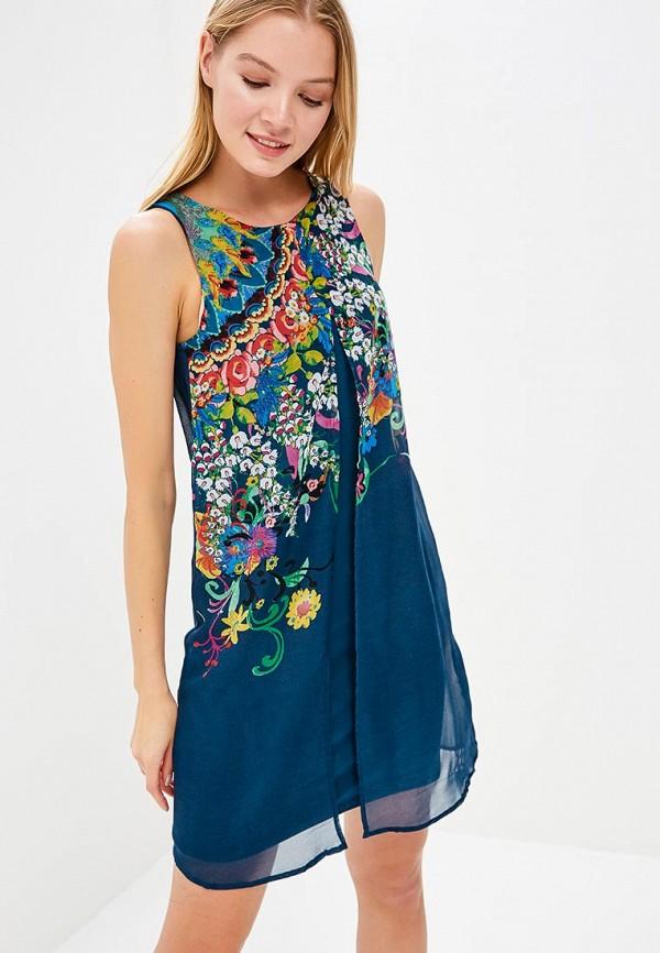 Платье Desigual Desigual DE002EWABXV6 tt desigual