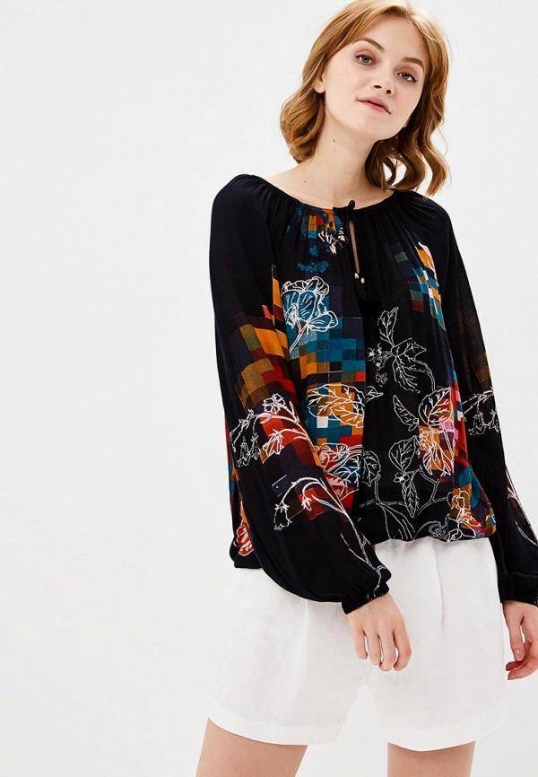Блуза Desigual Desigual DE002EWCCBT6 платье desigual 17wwcw56 5000