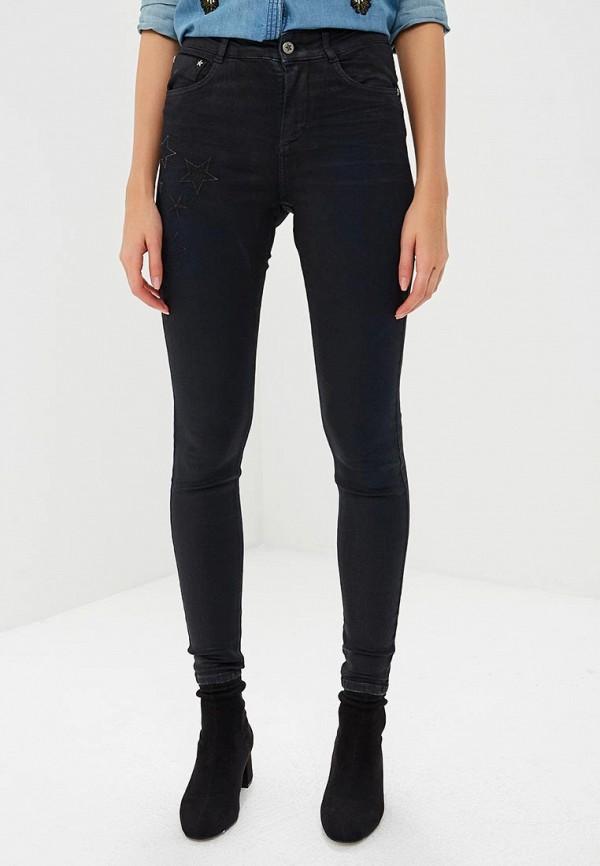женские джинсы desigual, черные