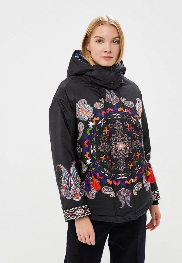 цена Куртка утепленная Desigual Desigual DE002EWCCCF8 в интернет-магазинах