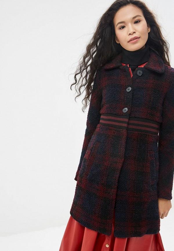 Пальто Desigual Desigual DE002EWCCCF9 пальто desigual desigual de002ewcccg3