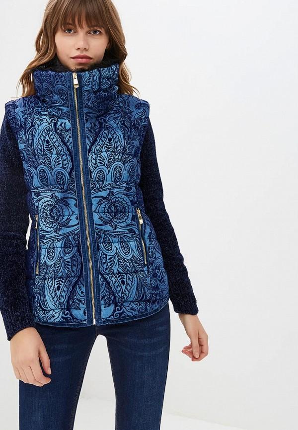 Куртка утепленная Desigual Desigual DE002EWCCCG5 цена 2017