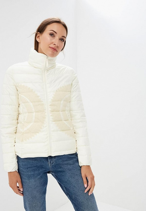 Куртка утепленная Desigual Desigual DE002EWCCCH0 цена 2017