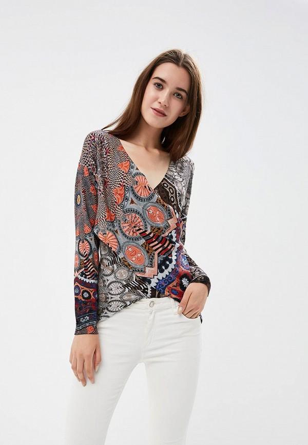 Пуловер Desigual Desigual DE002EWCCCJ2 женский пуловер desigual