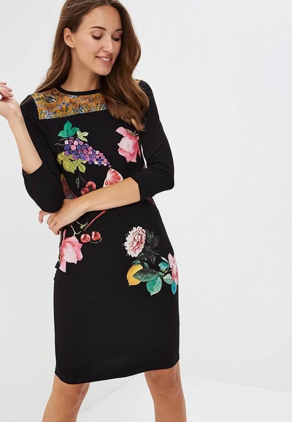 Платье Desigual Desigual DE002EWCCCY3 женское платье dotfashion o 2015 sheinside vestidos desigual dress150122509
