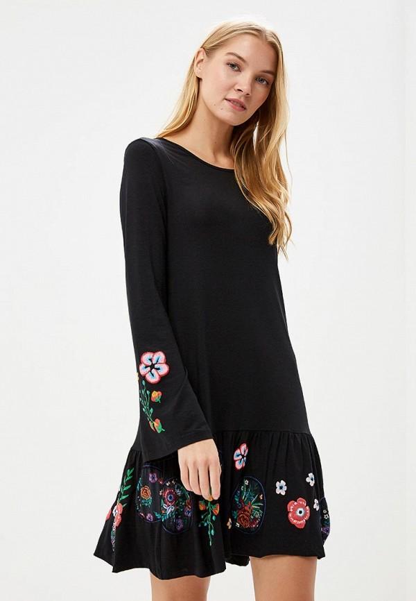 Платье Desigual Desigual DE002EWCCCY5 женское платье dotfashion o 2015 sheinside vestidos desigual dress150122509