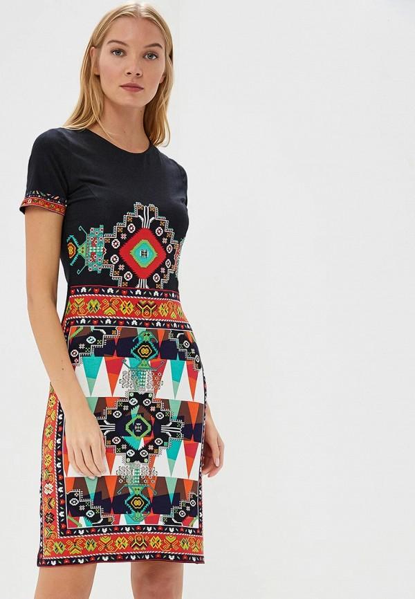 Платье Desigual Desigual DE002EWCCCY6 платье desigual 17wwvke2 2000