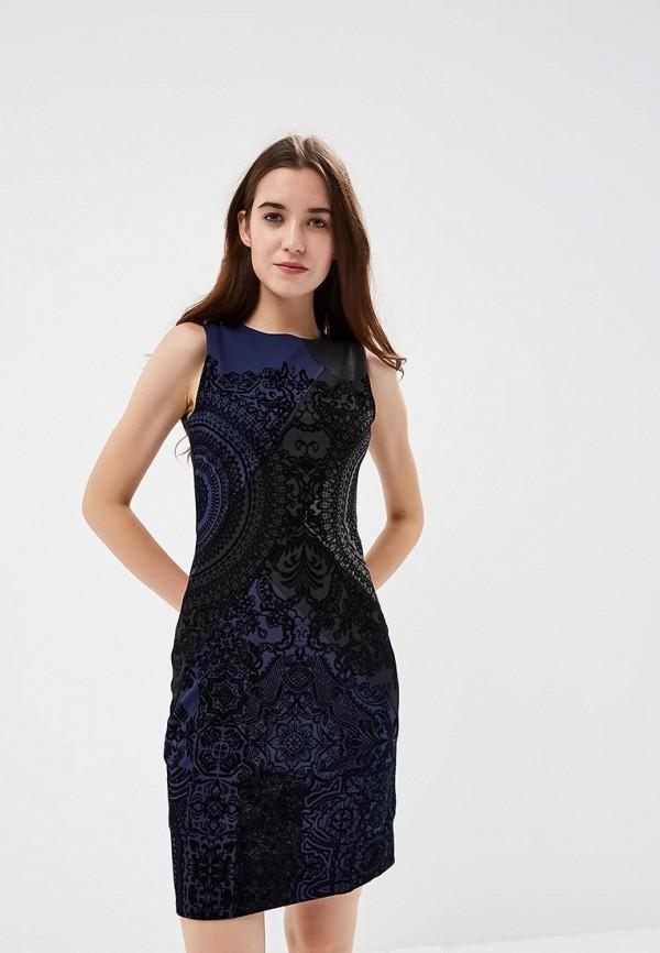 Платье Desigual Desigual DE002EWCCCZ0 платье desigual 17wwvke2 2000