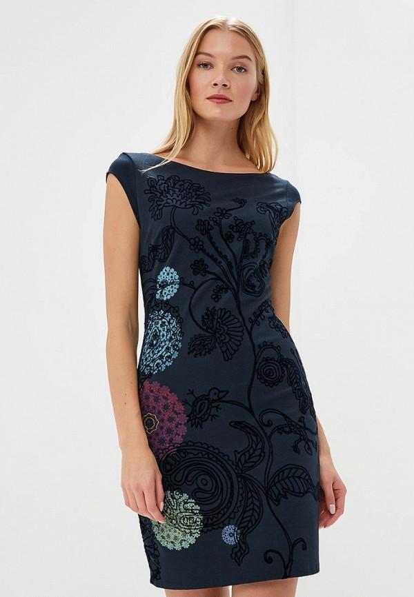 Платье Desigual Desigual DE002EWCCCZ4 цена