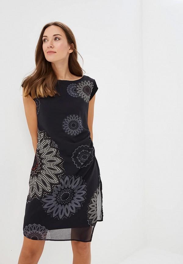 Платье Desigual Desigual DE002EWCCDA1 платье desigual 17wwvke2 2000