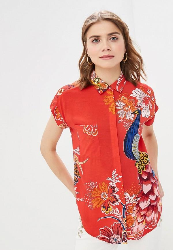 Блуза Desigual Desigual DE002EWDMXV3 недорго, оригинальная цена