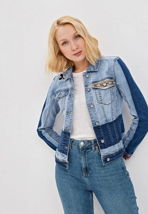 Куртка джинсовая Desigual Desigual DE002EWDMXW9