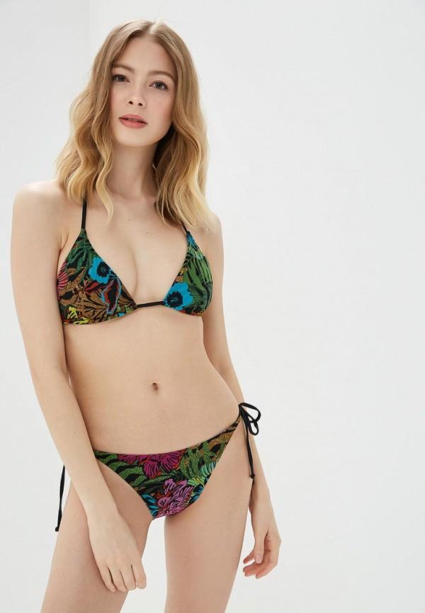 женские плавки desigual, разноцветные