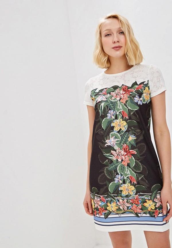 купить Платье Desigual Desigual DE002EWDMYF7 дешево