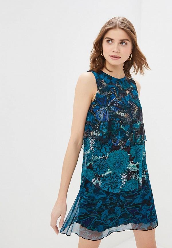 цена Платье Desigual Desigual DE002EWDMYG2 онлайн в 2017 году