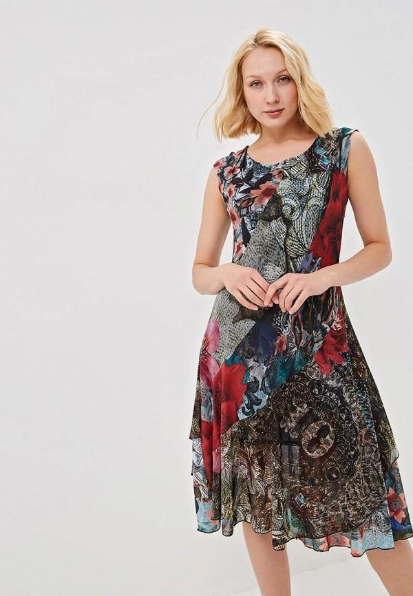 купить Платье Desigual Desigual DE002EWDMYG5 по цене 5690 рублей