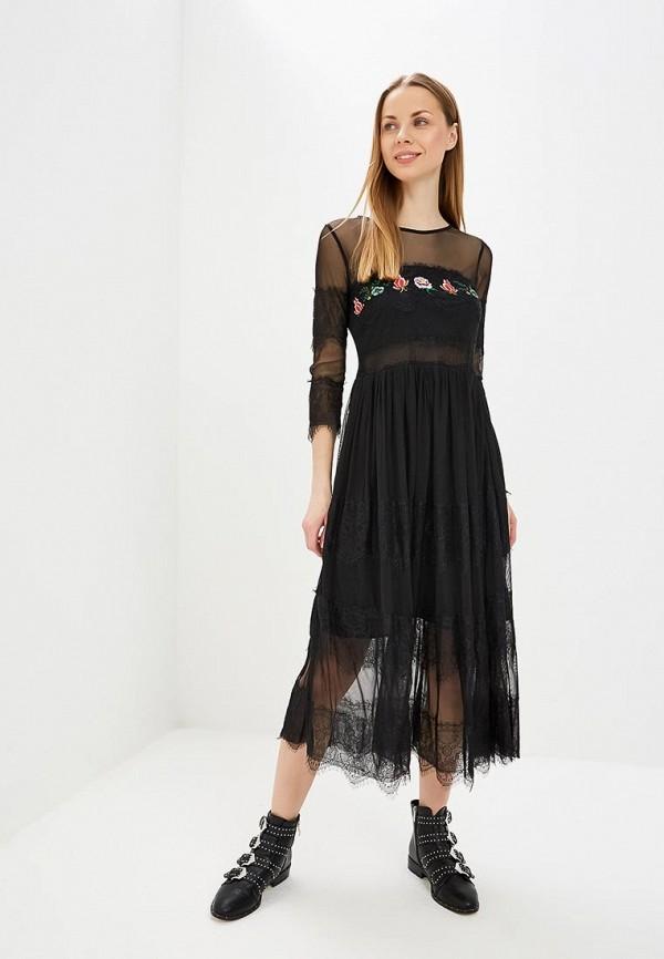 Платье Desigual Desigual DE002EWDMYH0 платье desigual desigual de002ewcccy6