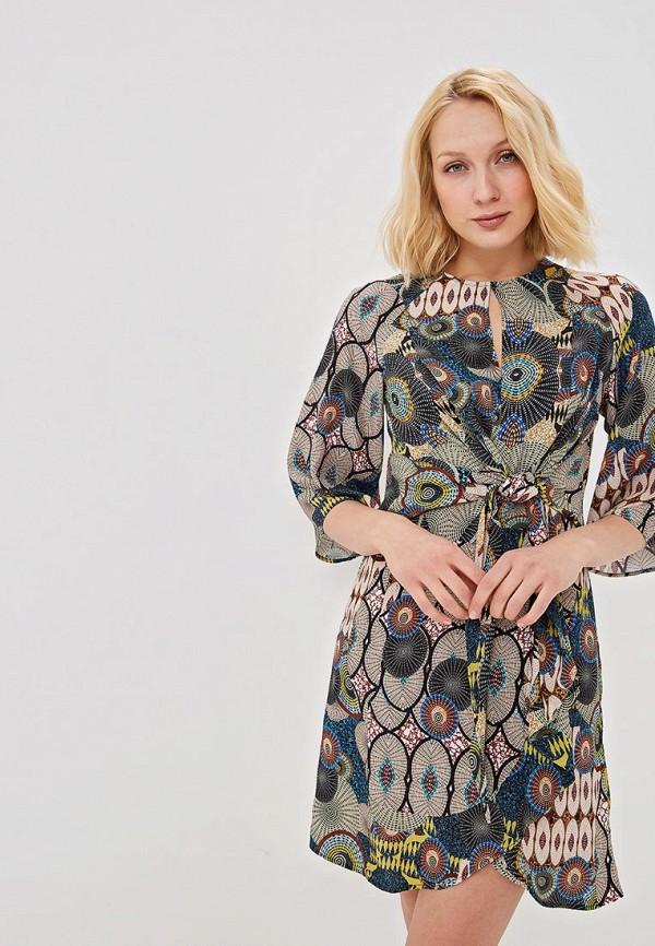 Платье Desigual Desigual DE002EWDMYH8 платье desigual desigual de002ewulc34