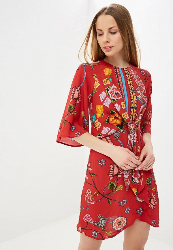 Платье Desigual Desigual DE002EWDMYH9 женское платье dotfashion o 2015 sheinside vestidos desigual dress150122509