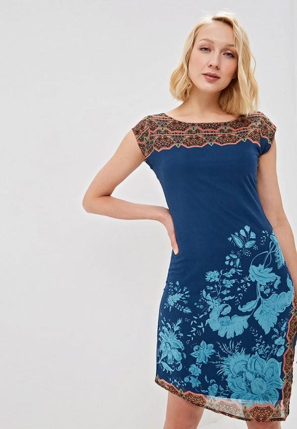Платье Desigual Desigual DE002EWDMYI0 платье desigual desigual de002ewulc34