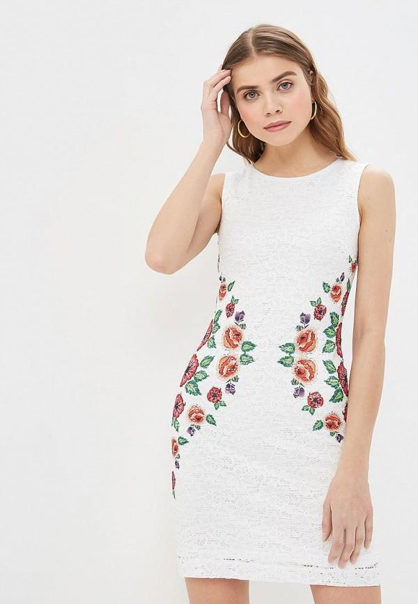 Платье Desigual Desigual DE002EWDMYI4 недорго, оригинальная цена