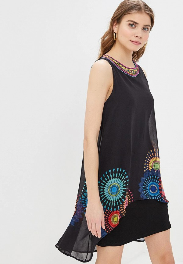 цена Платье Desigual Desigual DE002EWDMYI5 в интернет-магазинах